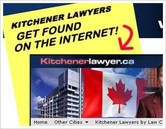 Print Ads for Kitchener Lawyers