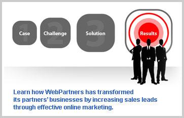 WebPartners - Risk Free Web Marketing for Business Websites